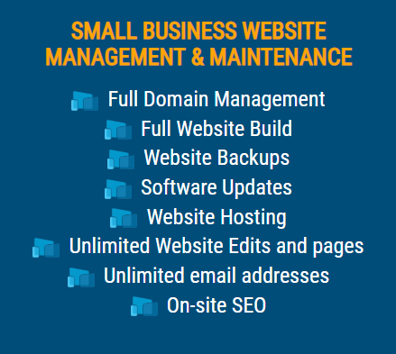 manage my website